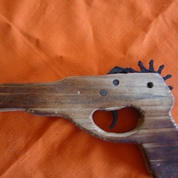 Slingshot gun - Games