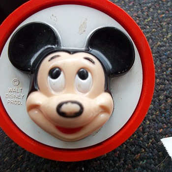 MICKEY MOUSE NIGHT LIGHT