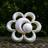 Trifari Lucite Flower Pin