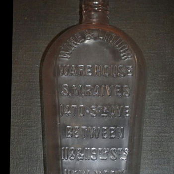 Help with Family heirloom - Bottles