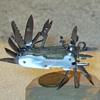 Miniature Henckels 20-Blade Knife