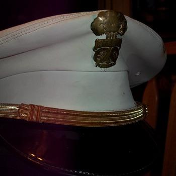 CITADEL DRESS/PARADE CAP?
