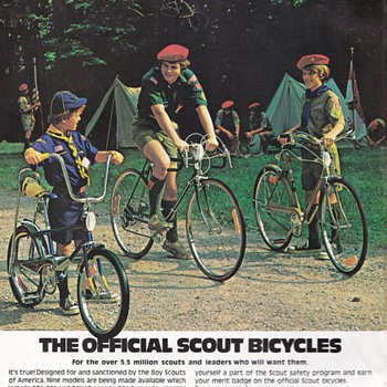 Saturday Evening Scout Post Bits From Boys Life Magazine - Sporting Goods