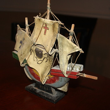 Mystery Toy Ship - Toys