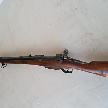 Is this an 1893 mannlicher carbine