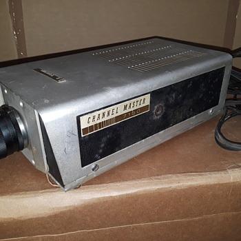 vintage CCTV/security camera #1 - Cameras