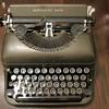 Hebrew keys - Remington Rand typewriter