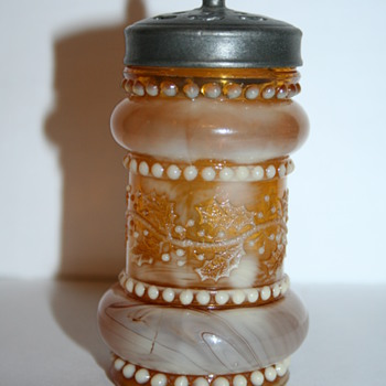 Holly Amber - Art Glass