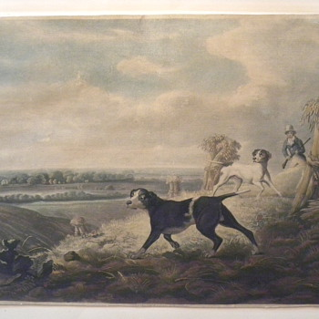 P. Reinagle A. R. A., Hunting Print - Posters and Prints
