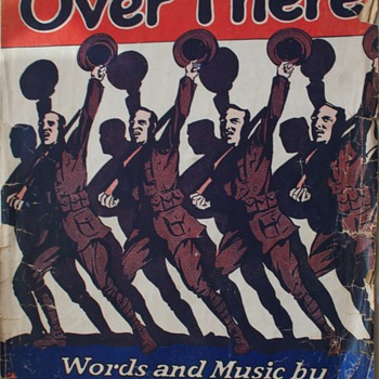 USA Wartime Songsheet….. - Music Memorabilia