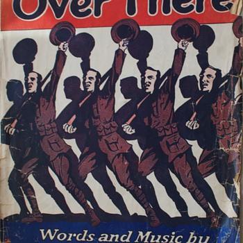 USA Wartime Songsheet….. - Music Memorabilia