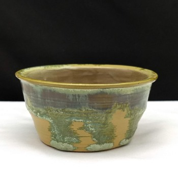 Artist Signed Stangl Hand Thrown Pottery Mini Bowl - Pottery