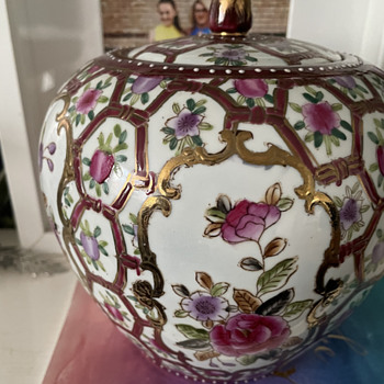 Pair of Chinese Ginger Jars - Asian