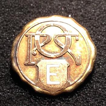POC pin - Medals Pins and Badges