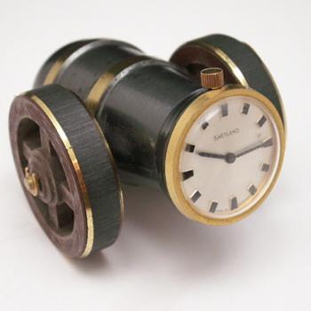 Cannon Clock - Clocks