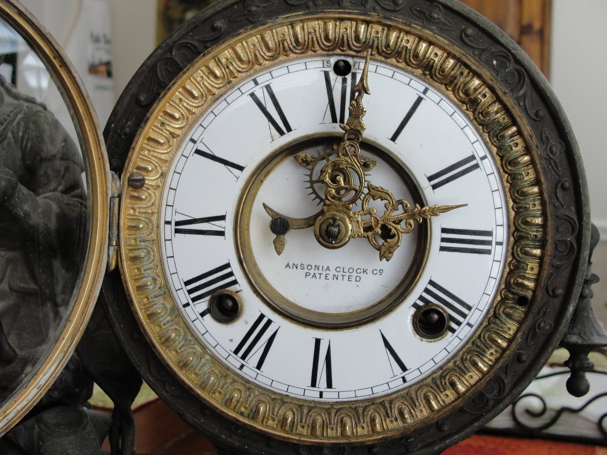 Ansonia Clock Collectors Weekly
