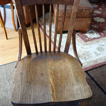 Any know anything about this chair - Furniture