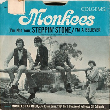"45rpm - ""The Monkees"" - (1966) - Records"