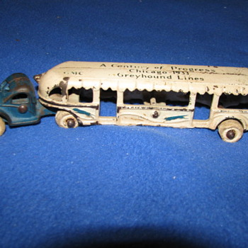 Vintage Toy - Model Cars