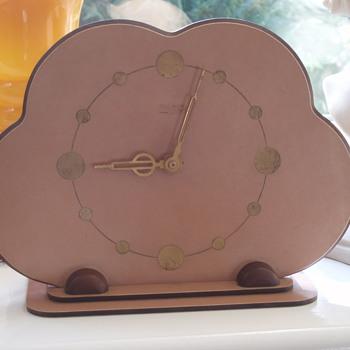 Art Deco Electric clock
