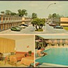 1976 - Motel Metropole Montreal Postcard