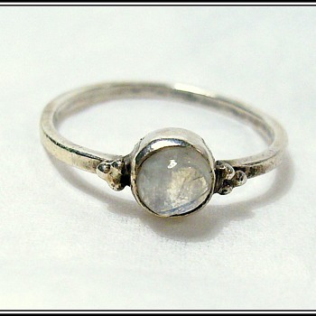 A Found Ring - Silver ?