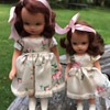 Vintage Storybook and A & H Marcie Dolls