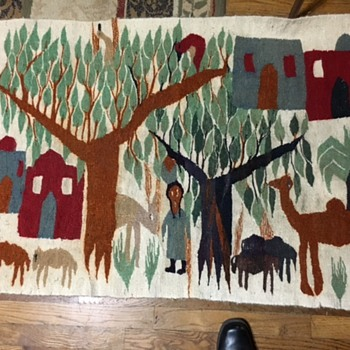 Would love some info about this rug