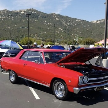 Murrieta, Father's Day car show  - Classic Cars