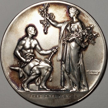 """""""IN MEMORY 05/24/2021"""" Momma's German Heritage Private Stock - Medals Pins and Badges"""