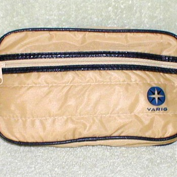 VARIG Airlines Travel Bag - Advertising