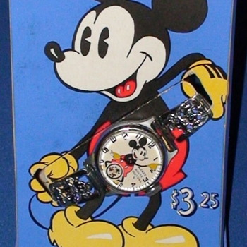 Some of my favorite Mickey watches - Wristwatches