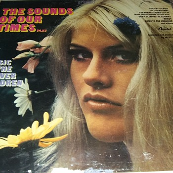 1967...The Brink Of Aquarius... - Records