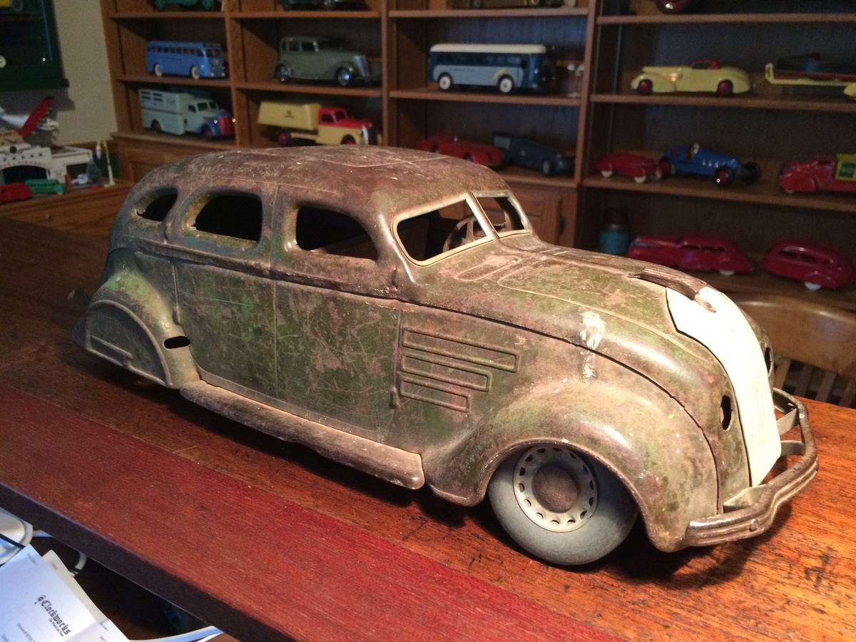 1934 Chrysler Airflow By Cor Cor Before And After Collectors