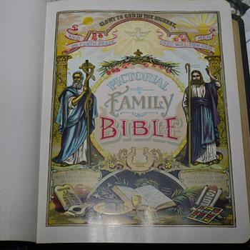 Bible - Books