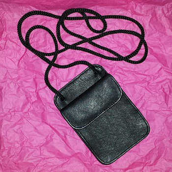 What do you can these..  a neck bag?  LoL - Accessories