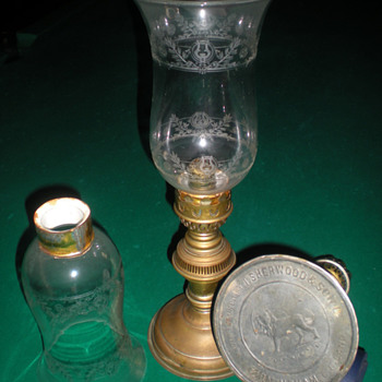 Candle holders by Sherwood & Son-Birmingham England