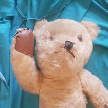My Granny's teddy bear - Dolls