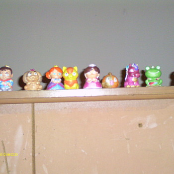 Clay Figures - Figurines