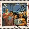 """Marshall Islands """"Christmas"""" Postage Stamps"""