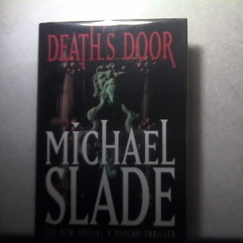 "Michael Slade"" Deaths Door"" - Books"
