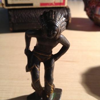 cast iron indian