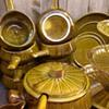 Lane & Co. pottery Dinnerware set 1950-60
