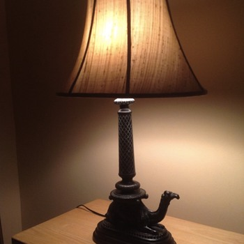 My mystery camel lamps - Lamps