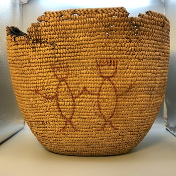Hopi Basket? - Furniture