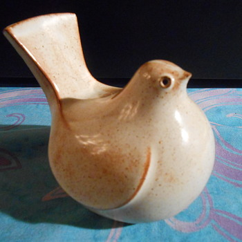 CERAMIC BIRD , TWEETIE  - Figurines