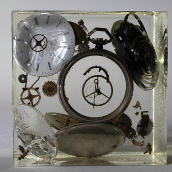 Pierre Giraudon --- freezed in time - Fine Art