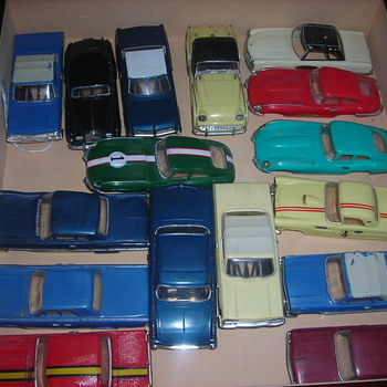 Motorific cars were battery powered fun in the 60's.