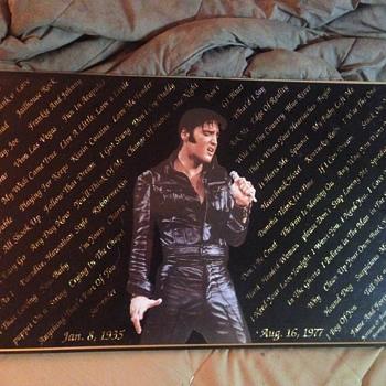 Elvis Picture