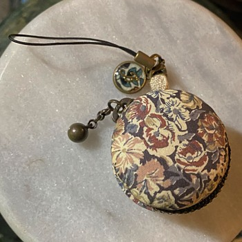 B - a teensy weensy little purse! - Asian